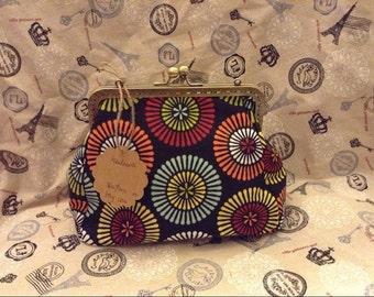 handmade make-up purse