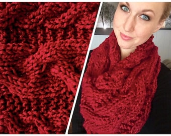 Infinity Style Scarf