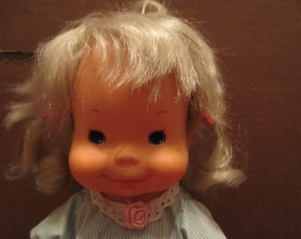 Very Cute 1978 Ideal Whoopsie One Piece Doll