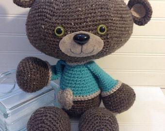 Snyder Crochet Bear