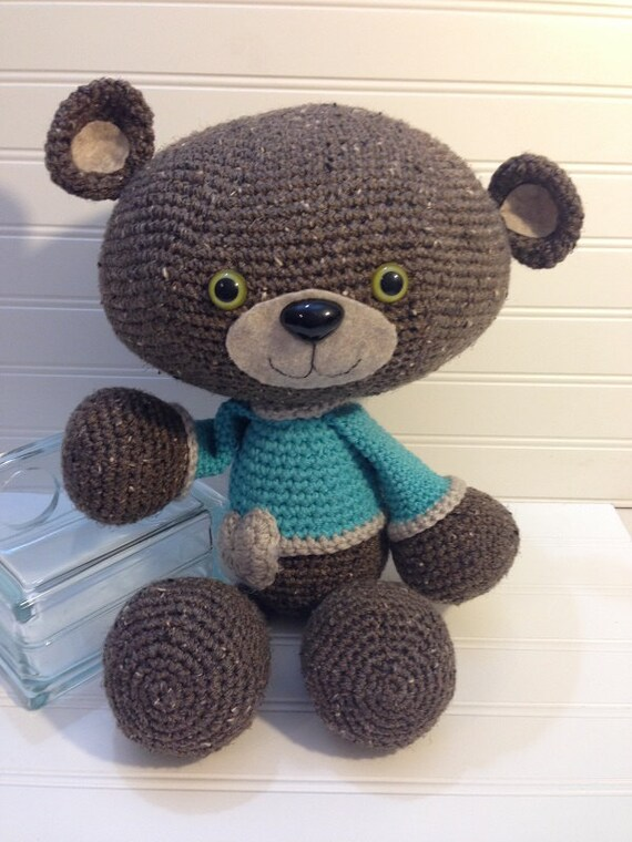 Snyder Crochet Bear