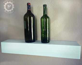 """Floating shelves, floating shelf, shelves, modern shelves, modern decor, wall decor, wall shelves, wall shelf 35""""x 8"""""""