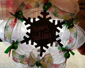Christmas wreaths made to order lots of styles