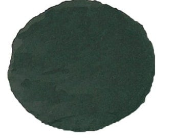 Round Slate Coasters 4 inch x 4 pieces per set x 3 sets.. Total 12 coasters  9190-412-B3