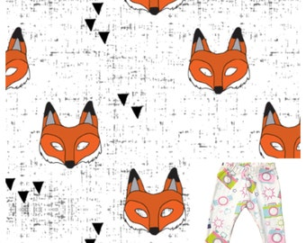 Fox Mask Leggings