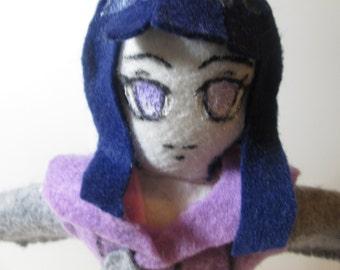 Hinata Art Plush Doll