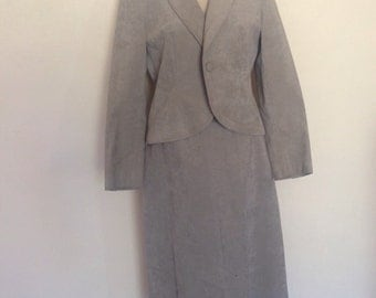 1970's Ultra-Suede Suit Size 6