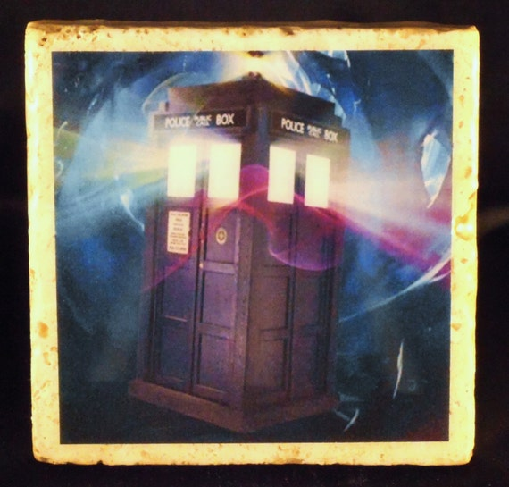 Dr Who Coasters 1