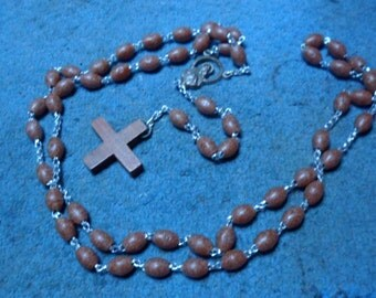 Rescued, Restored, Recycled Catholic Rosary