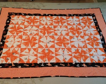 University of Tennessee Winding Ways Baby Quilt FREE SHIPPING!