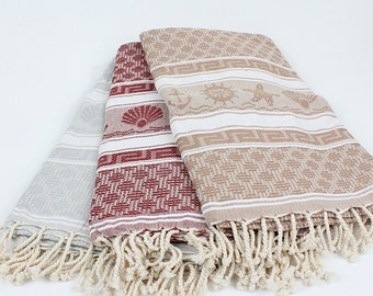 NEW Turkish Towel (Peshtemal) -Beach Towels