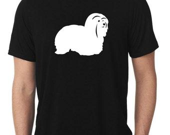 Coton de Tulear T-Shirt cotie T779