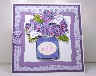 Greeting Card, Handcrafted