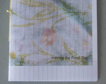 waving the floral flag zine