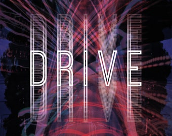 Drive Film Poster
