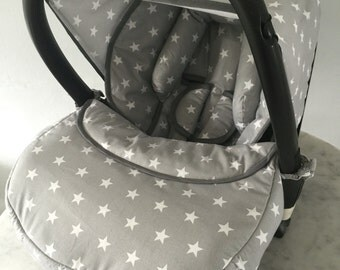 Grey Stars Newborn Set