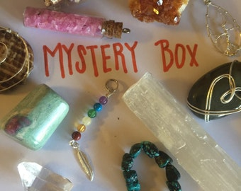 Mystery Box!!! 15, 20, 25, 30, 50, or 100 dollars!!