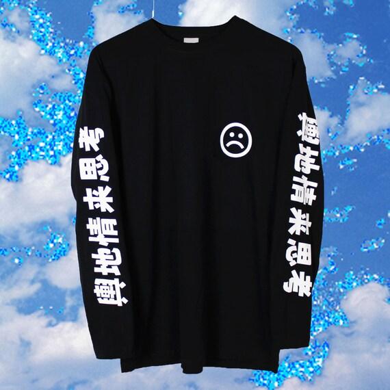 Sad Boy Alone Quotes: Sad Boys Unknown Death 2002 Long Sleeve T Shirt By TDMCO