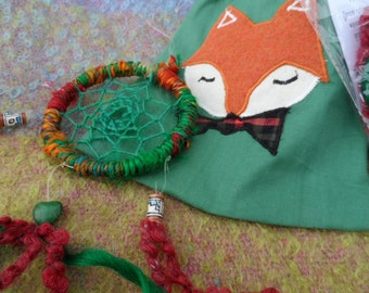 Dreamcatcher Craft Kit Make Your Own Gift Bag