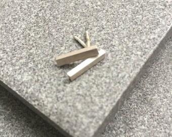 Sterling Stud Post Earrings