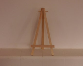 A-Frame for Mini Canvases