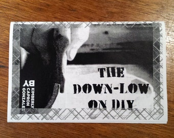 Zine: The Down-Low on D.I.Y. Zine