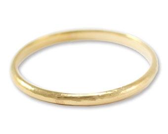 Gold bangle bracelet, Hard bracelet, smooth bracelet, bangle bracelet, Gold Bangle, Women's Gift for Her,Everyday bracelet