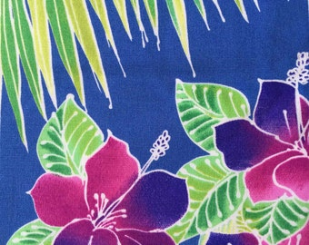 FF131 Floral Fabric (10 HALF yards available)