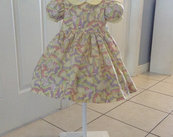 The Easter Bunnies and Chicks Dress