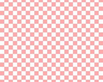 Flamingo Checkered Cardstock Paper