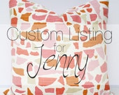Custom Listing for Jenny - Abstractions