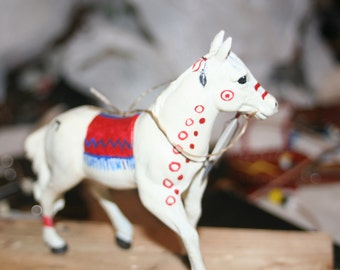 hand painted pony