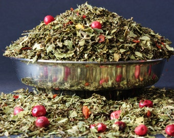 Chilli Mint Loose Leaf Tea - Loose Leaf Tea - Tea - Tea Gift - Mint Tea