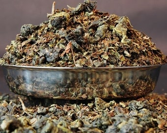Oolong and Mint Tea - Loose Leaf Tea - Tea - Tea Gift