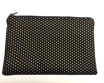 Lots of Dots Zippered Pouch