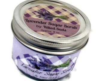 Sugar Scrub - Lavender