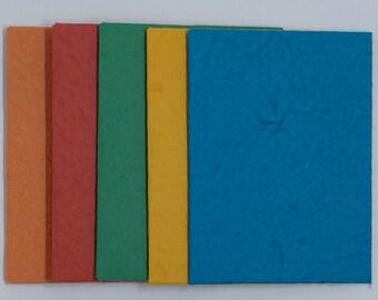 Textured Vertical Gift Card Envelope
