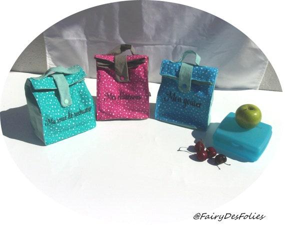 Le sac pour la maternelle