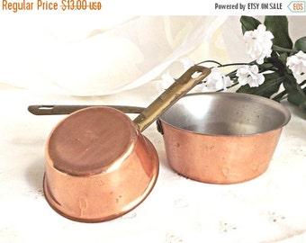 ON SALE Copper Measuring Cups, Vintage Kitchen, Copper Craze, Retro Copper Kitchen, Mid Century Modern Kitchen, Copper Cups