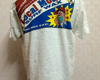 Vintage 80s Local Motion Hawaii By Koala Arts Tshirt