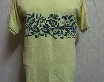 Vintage STUSSY HAWAII Tshirt