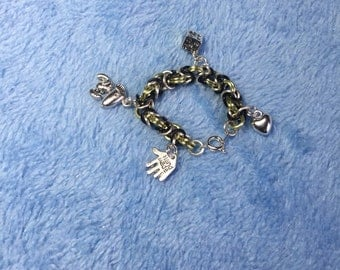 Chain maile baby bracelet