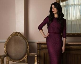 Letizia Lace Gown