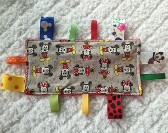 Mickey Mouse Baby Sensory Toy
