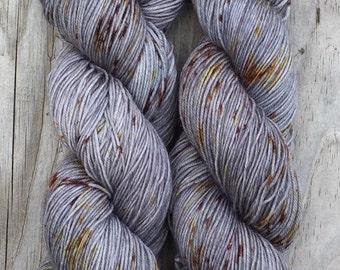 Quarry Hand Dyed Superwash Merino and Nylon Sock Yarn READY TO SHIP