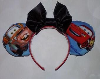 Cars themed ears