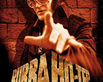 BUBBA HO-TEP Movie Poster Bruce Campbell Evil Dead Elvis