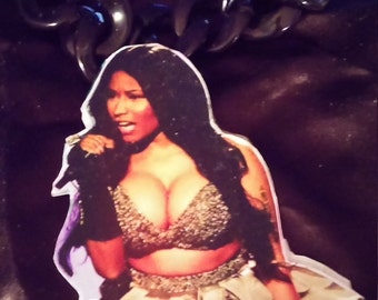Nicki Minaj Earrings