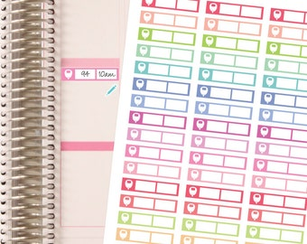 Planner Stickers - Sugar Tracker