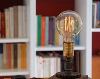 Lamp Abat jour Industrial Vintage style